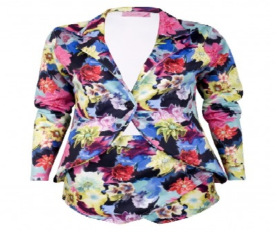 delina-heavy-floral-print-blazer-and-shorts