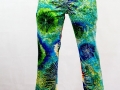Ladies printed trouser