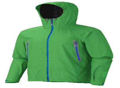 Hard shell jacket
